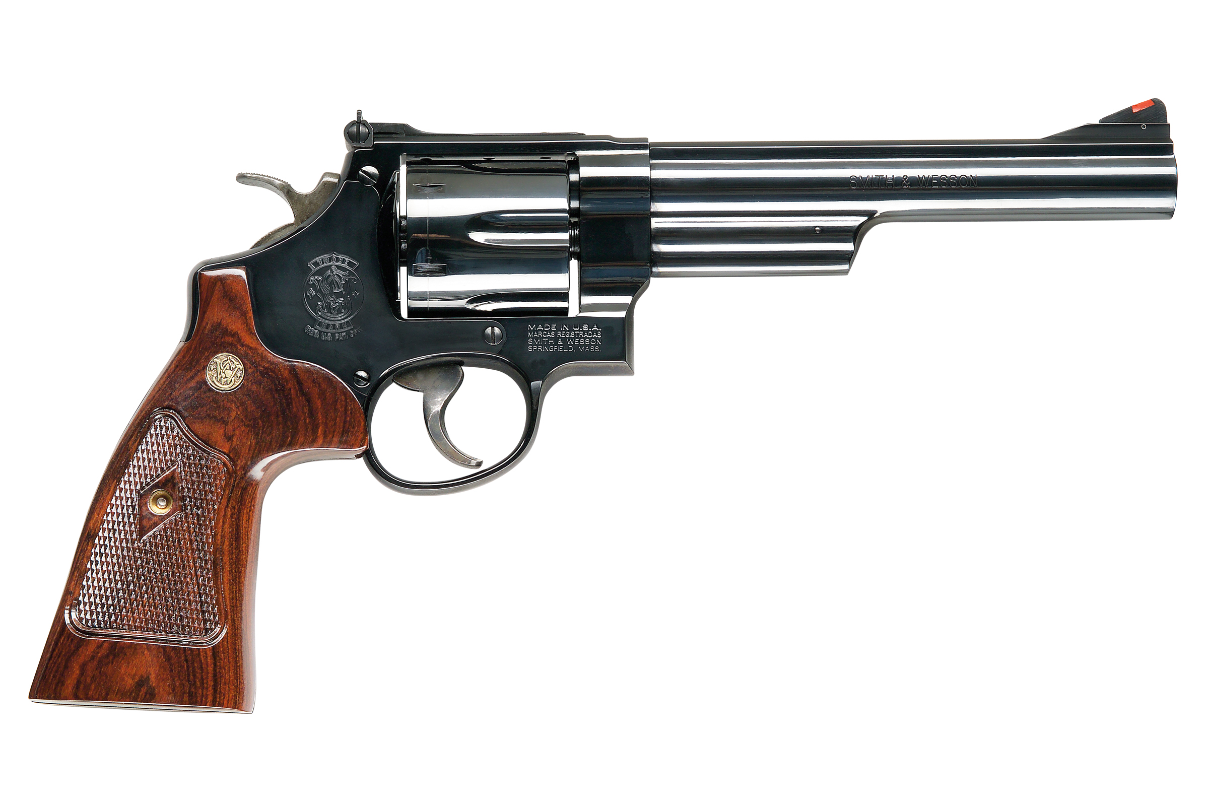 The most powerful revolver in the world