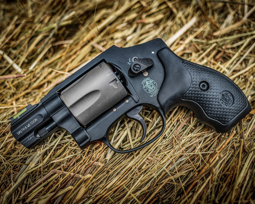 Smith & Wesson Revolver 340PD – AirLite Sc