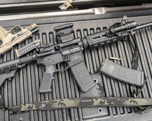 Smith & Wesson - MP15 Sport II