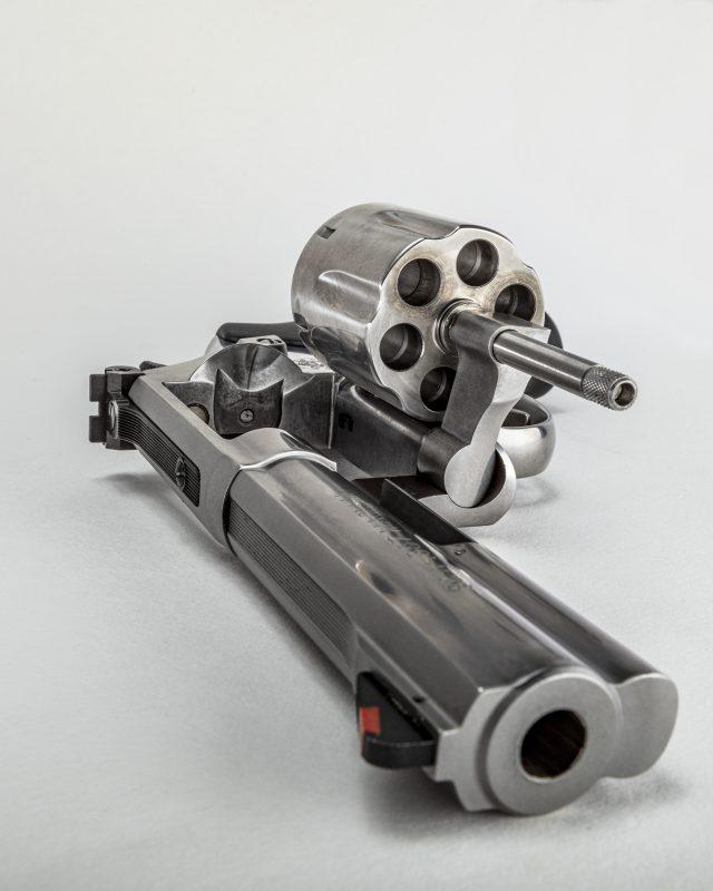 Smith & Wesson 686 Distinguished Combat Magnum